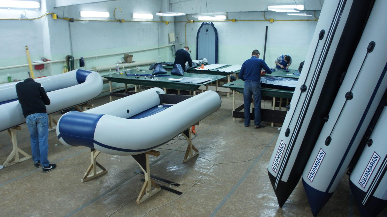 производитель лодок пвх екатеринбург