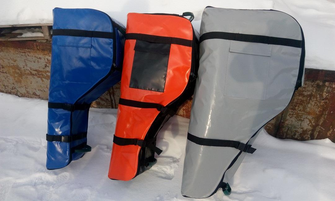 Чехлы для транспортировки лодочного мотора